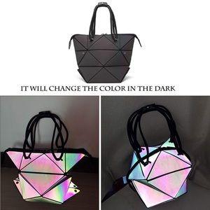 4 in 1 Geometric Bag Changeable Shape Luminous